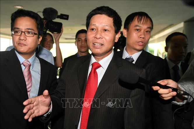 Đại sứ Lê Quý Quỳnh: Chính phủ Việt Nam đã nỗ lực trong công tác bảo hộ công dân