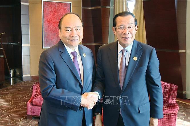Phát triển mạnh mẽ quan hệ hai nước Việt Nam - Campuchia