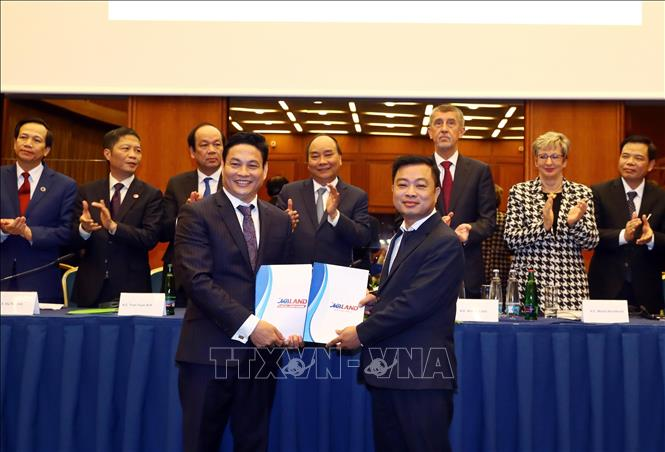 Duy trì kết nối, tiếp xúc giữa doanh nghiệp hai nước Việt Nam - Séc