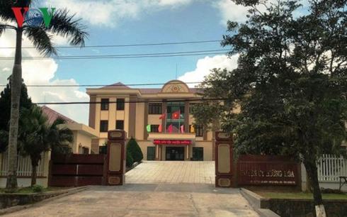 Cách tất cả chức vụ trong Đảng đối với Trưởng phòng TN&MT huyện Hướng Hóa