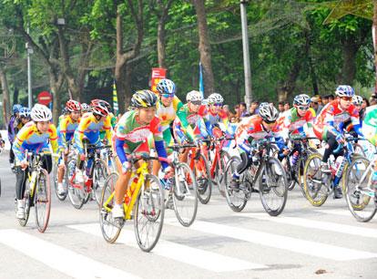 """Cuộc đua Xe đạp """"Về Điện Biên Phủ - 2019"""" diễn ra từ ngày 1-6/5"""