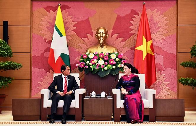 Myanmar ủng hộ Việt Nam ứng cử vị trí Ủy viên không thường trực HĐBA Liên hợp quốc