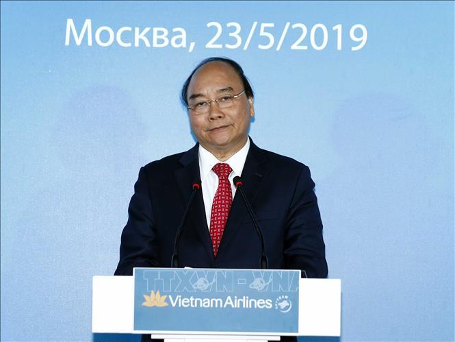 15 năm giữ vững đường bay, kết nối trực tiếp Việt Nam - Liên bang Nga