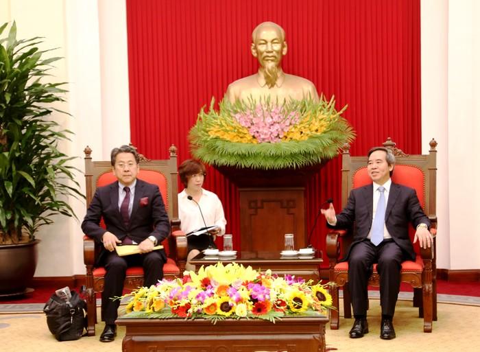 Tạo điều kiện thuận lợi cho doanh nghiệp Nhật Bản kinh doanh tại Việt Nam