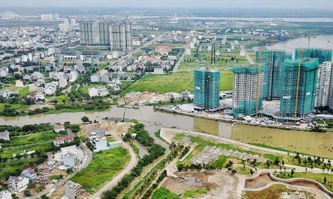 TP. Hồ Chí Minh nghiên cứu, xử lý phản ánh về đất vàng ven sông bị lấn chiếm
