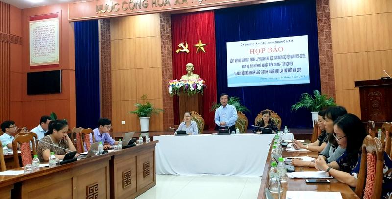 Quảng Nam tổ chức Ngày hội Phụ nữ khởi nghiệp miền Trung – Tây Nguyên