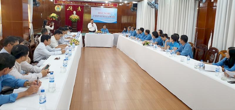 Quảng Nam: Góp ý vào dự thảo Bộ luật Lao động (sửa đổi)