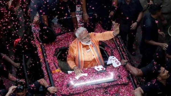 Điện mừng Ấn Độ tổ chức thành công cuộc bầu cử Hạ viện lần thứ 17