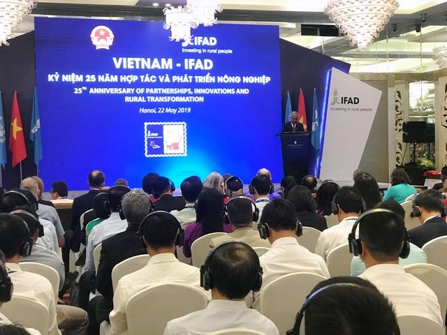 Tích cực thúc đẩy giảm nghèo và phát triển nông nghiệp Việt Nam