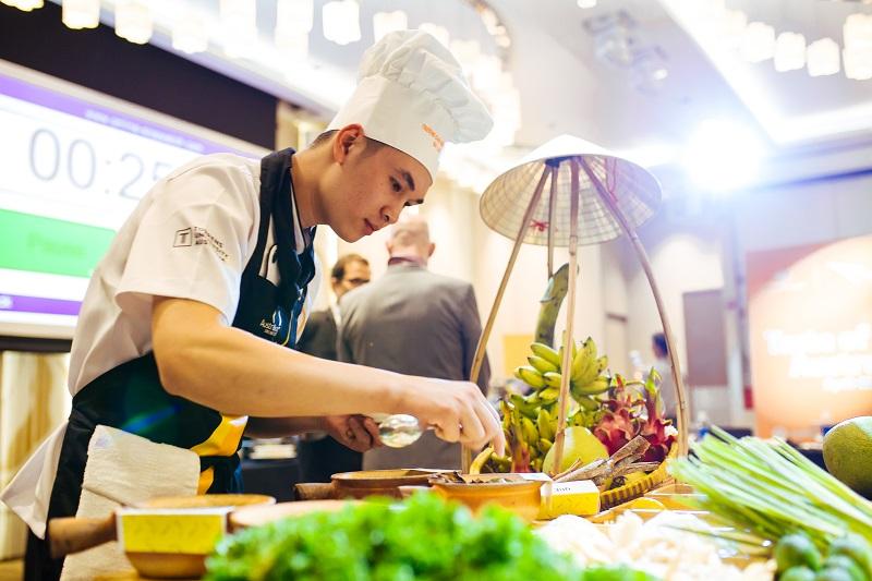 Chung kết Cuộc thi nấu ăn Taste of Australia