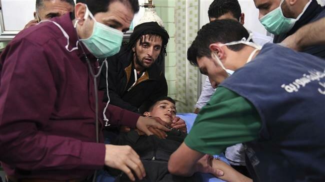 Chính phủ Syria bác bỏ cáo buộc sử dụng vũ khí hóa học