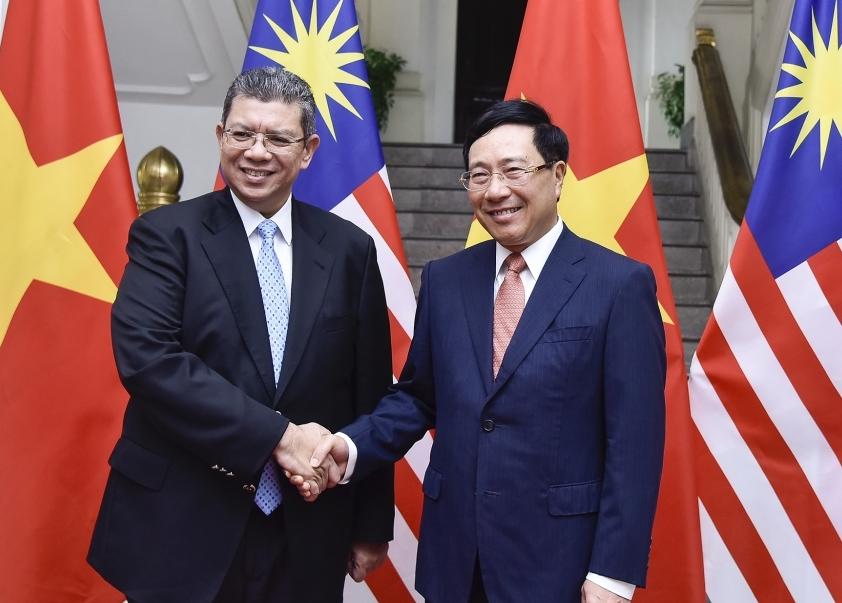 Ma-lai-xi-a luôn coi trọng thúc đẩy quan hệ hợp tác với Việt Nam