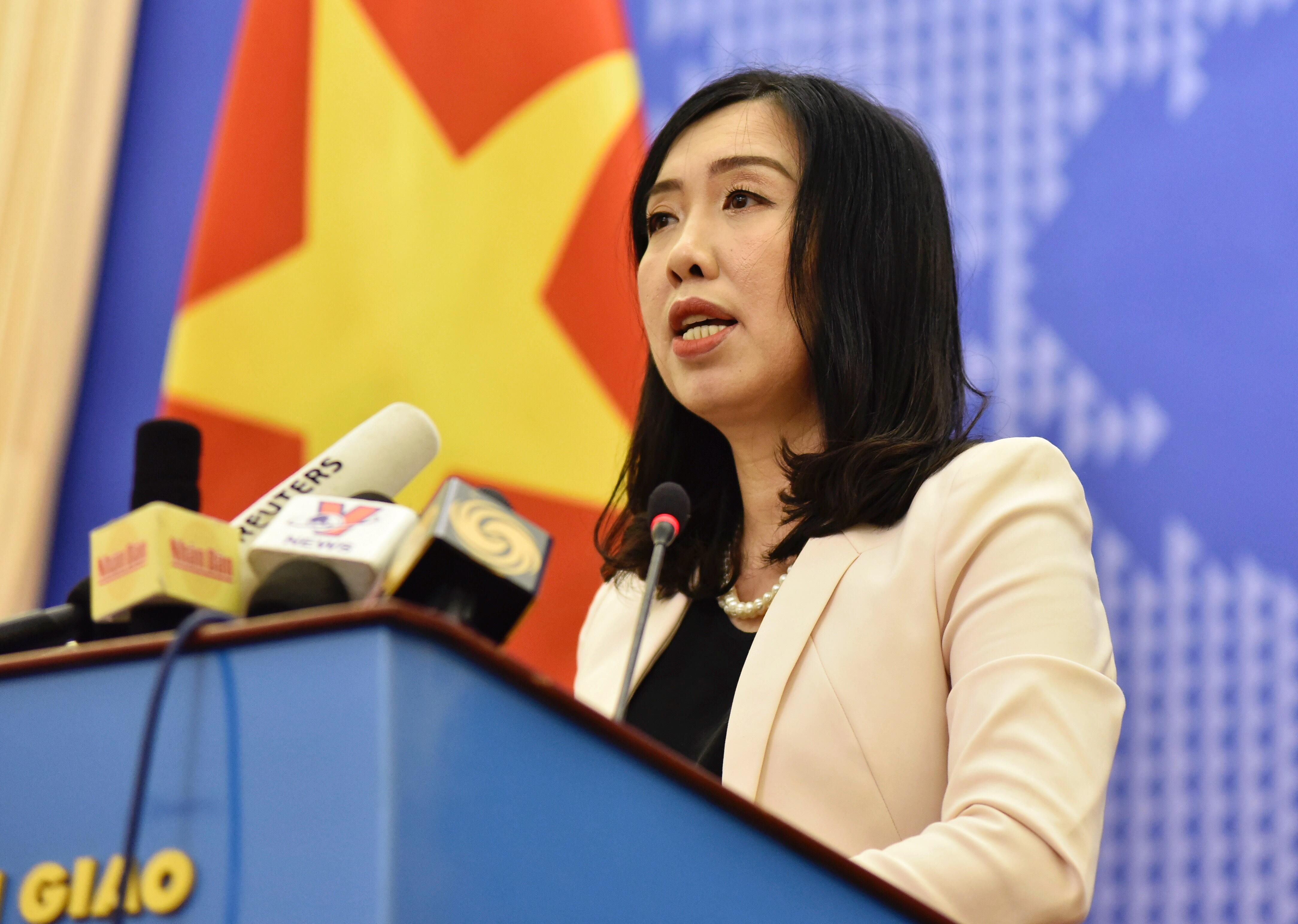Đề nghị phía Indonesia đối xử nhân đạo với tàu cá và ngư dân Việt Nam