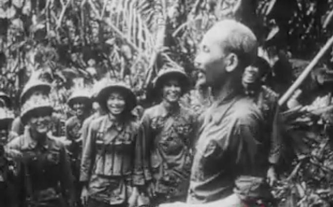 Công chiếu phim tài liệu quý về Chủ tịch Hồ Chí Minh của đạo diễn người Pháp