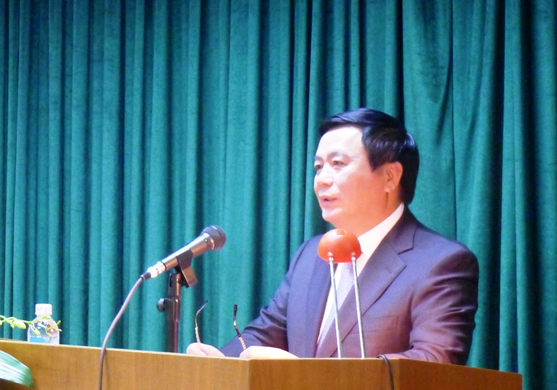 Bế giảng Lớp bồi dưỡng dự nguồn BCH Đảng bộ Khối Doanh nghiệp Trung ương