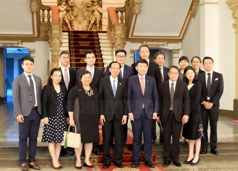 TP Hồ Chí Minh mong muốn học hỏi kinh nghiệm của Singapore trong xây dựng đô thị sáng tạo