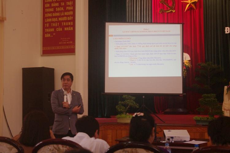 Bảo hiểm Xã hội tỉnh Hải Dương: Hướng tới Bảo hiểm Y Tế  toàn dân