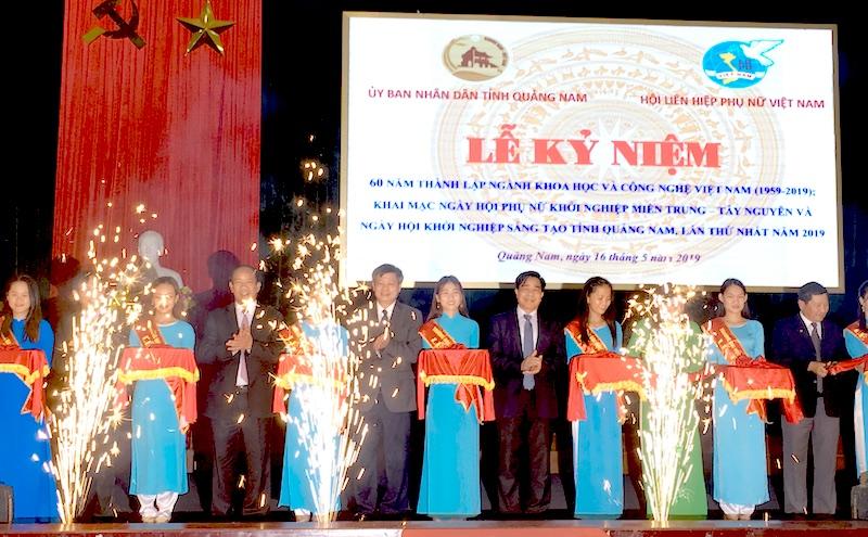 Ngày hội Phụ nữ khởi nghiệp miền Trung - Tây Nguyên