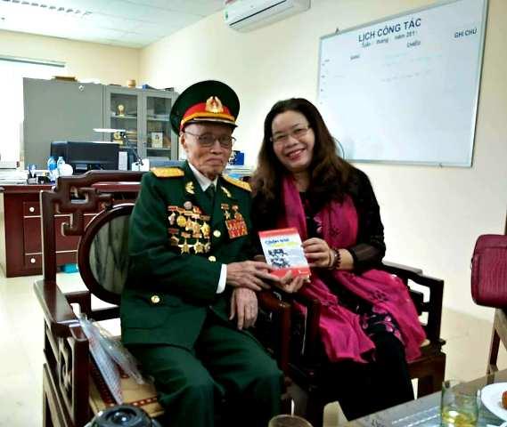 Chuyện về người anh hùng Điện Biên và chiến công Đồi Xanh