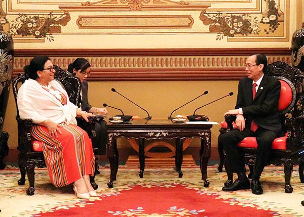 Tăng cường hợp tác giữa Cuba với TP Hồ Chí Minh trong phát triển y tế