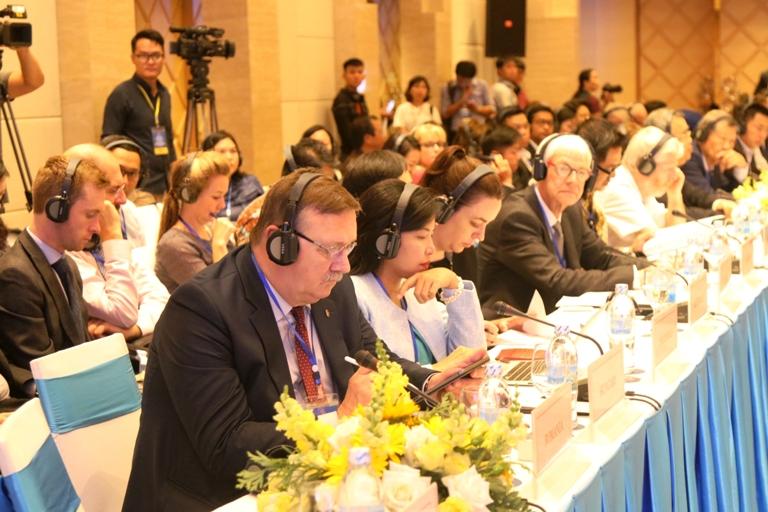 Các sáng kiến của ASEM cần đặt người dân vào trung tâm của phát triển