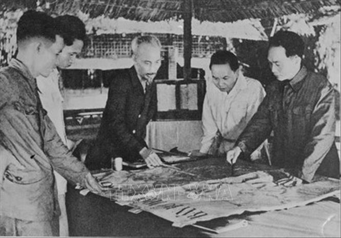 Phát huy tinh thần chiến thắng Điện Biên Phủ trong sự nghiệp xây dựng và bảo vệ Tổ quốc