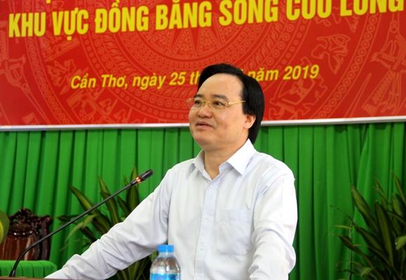 Tháo gỡ khó khăn cho giáo dục Đồng bằng sông Cửu Long