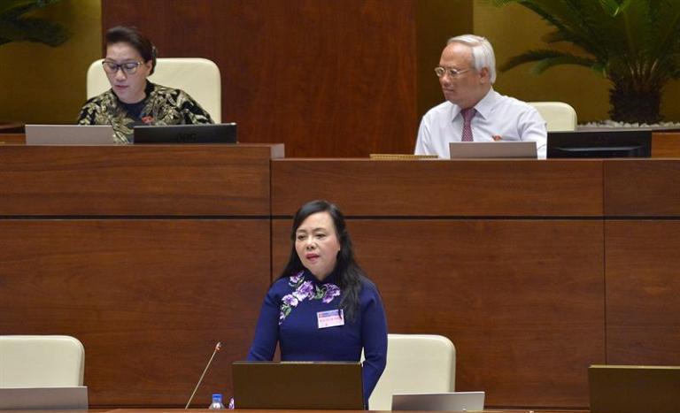Bộ trưởng Bộ Y tế: Luật Phòng, chống tác hại của rượu, bia đáp ứng yêu cầu cấp thiết của cử tri