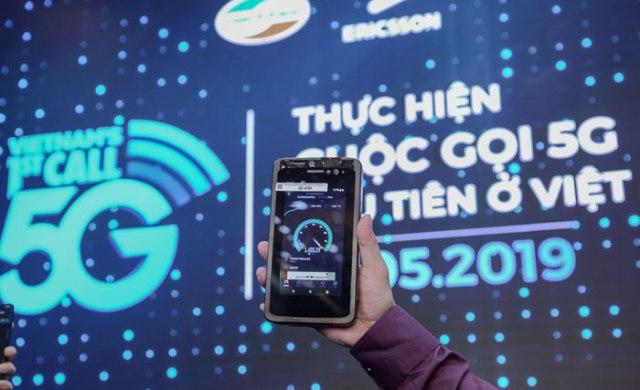 5G: Việt Nam tiến cùng thời đại