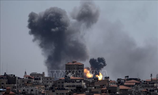Dải Gaza: các tay súng tiếp tục bắn rocket sang lãnh thổ Israel