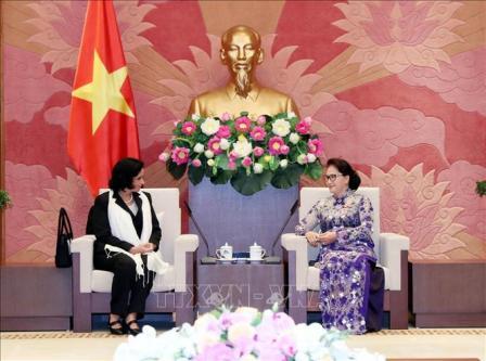 Thúc đẩy hợp tác giữa Viện Kiểm sát nhân dân tối cao hai nước Việt Nam - Cuba