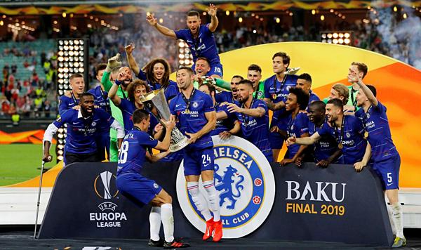 Hạ Arsenal, Chelsea vô địch Europa Leage