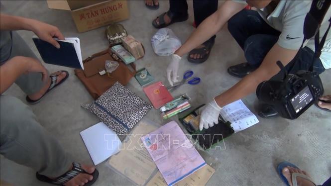 """Công an Bình Dương thông tin về vụ thi thể """"bị đổ bê tông"""" trong phi nhựa"""