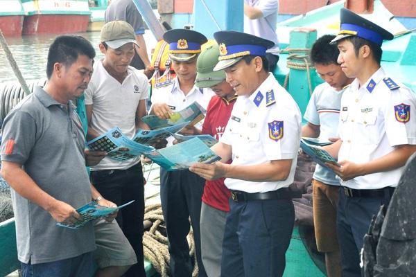 Xứng đáng là điểm tựa vững chắc của ngư dân