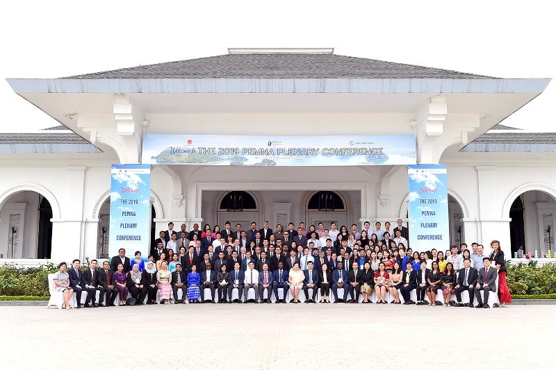Khai mạc Hội nghị toàn thể Mạng lưới Quản lý chi tiêu công châu Á