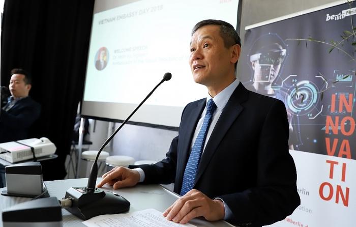 Việt Nam – Đức tăng cường hợp tác trong lĩnh vực đổi mới sáng tạo