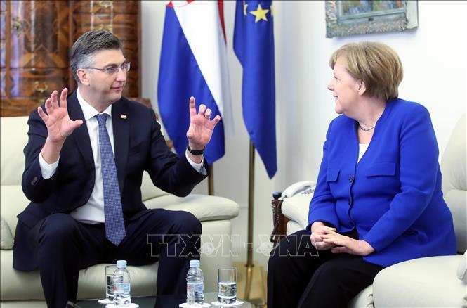 Đức kêu gọi châu Âu đoàn kết chống các đảng cực hữu