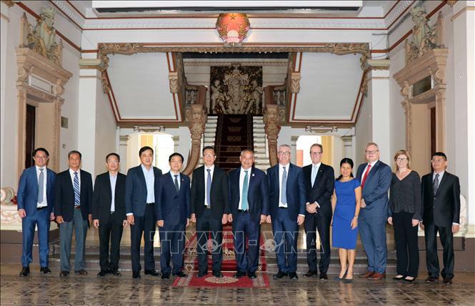 Tăng cường hợp tác giữa TP Hồ Chí Minh và TP Gold Coas (Australia)