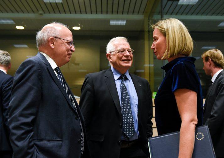 EU kêu gọi Mỹ hạ nhiệt căng thẳng với Iran