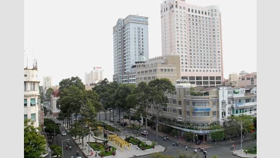 TP. Hồ Chí Minh phấn đấu trở thành một thành phố xanh