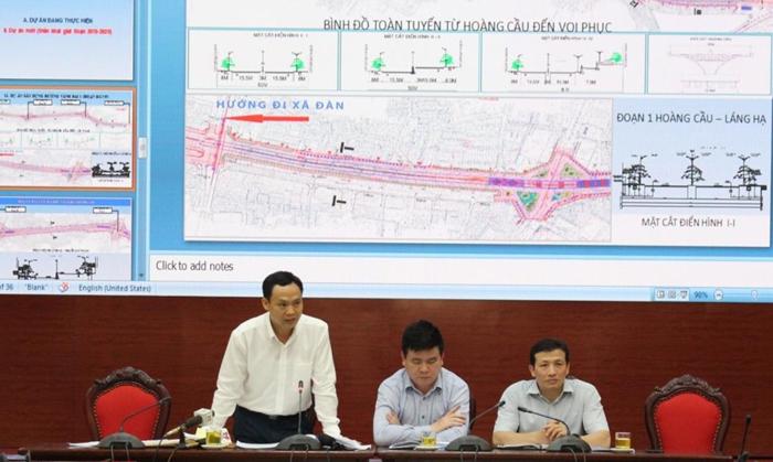Hà Nội: Các dự án chậm tiến độ do vướng giải phóng mặt bằng