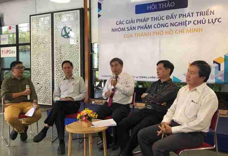 Thúc đẩy phát triển các sản phẩm công nghiệp chủ lực của TP. Hồ Chí Minh