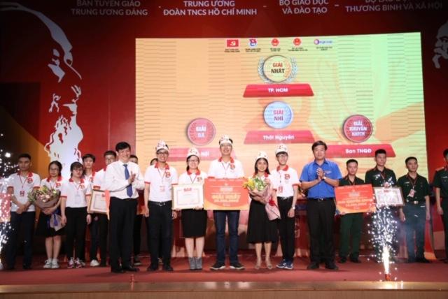 Đội tuyển TP Hồ Chí Minh giành giải Nhất Hội thi