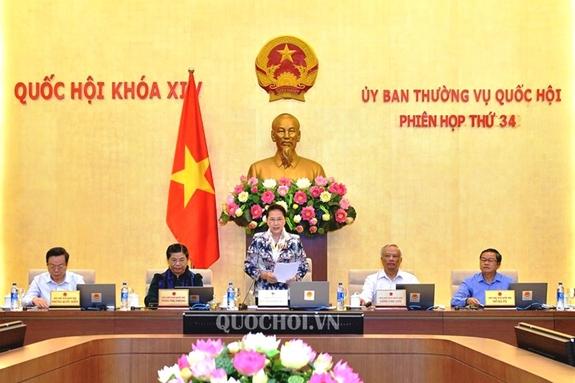 Tập trung cho ý kiến các nội dung chuẩn bị của Kỳ họp thứ 7, Quốc hội khóa XIV