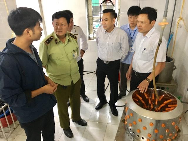 Sơn Tây (Hà Nội): 25/168 cơ sở có vi phạm an toàn thực phẩm