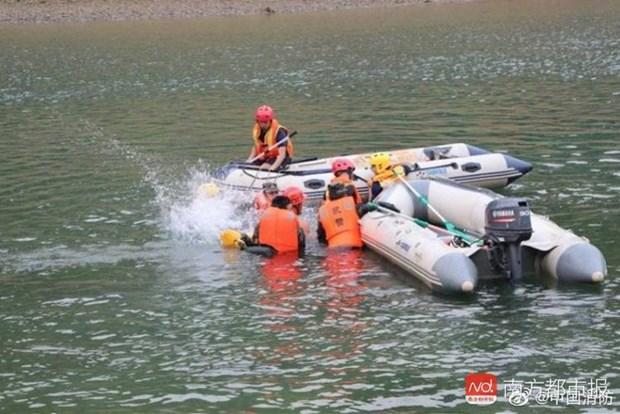 Lật thuyền ở Trung Quốc, ít nhất 10 người thiệt mạng