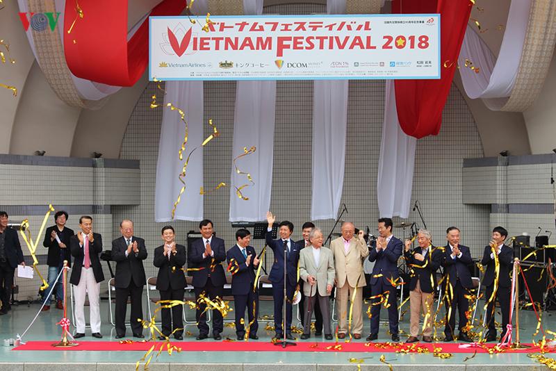 Lễ hội Việt Nam 2019 tại Nhật Bản sẽ diễn ra vào ngày 8 - 9/6