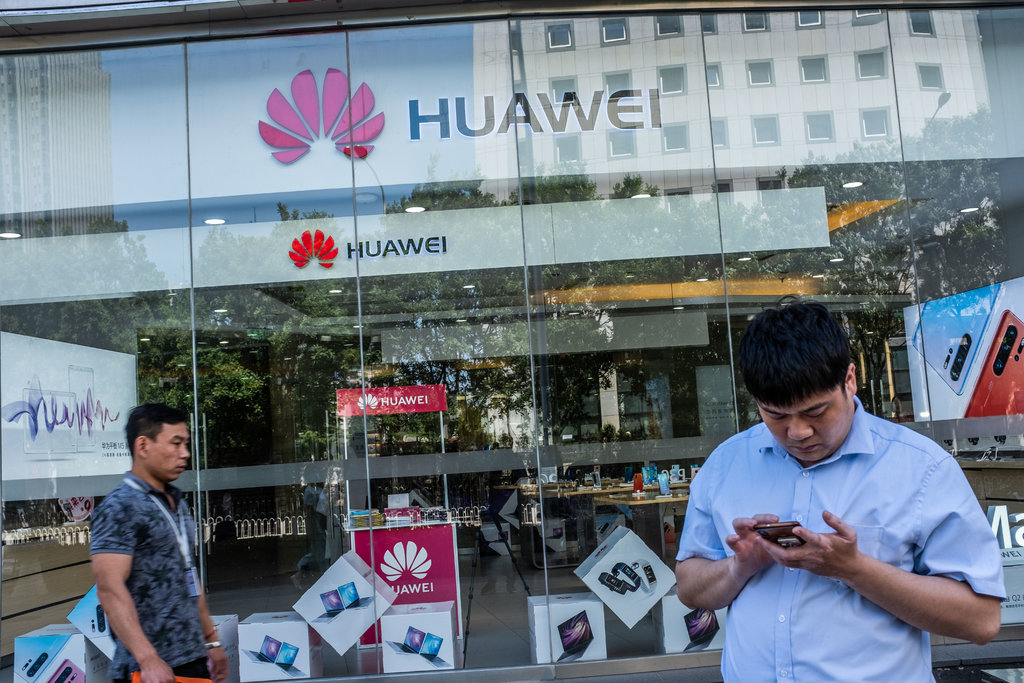 Mỹ hoãn thực thi lệnh cấm bán sản phẩm cho Huawei