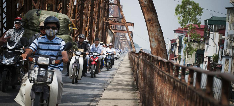 WHO: 1,35 triệu người tử vong mỗi năm do tai nạn giao thông