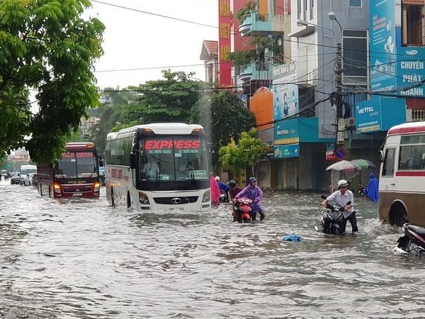 Bắc Bộ và Bắc Trung Bộ có mưa dông diện rộng